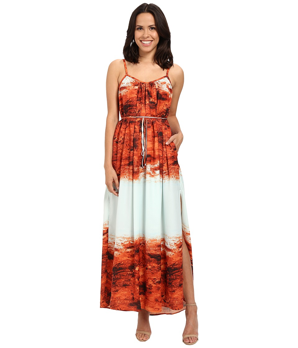 CATHERINE Catherine Malandrino - Regina Dress (Canyon Sky) Women's Dress