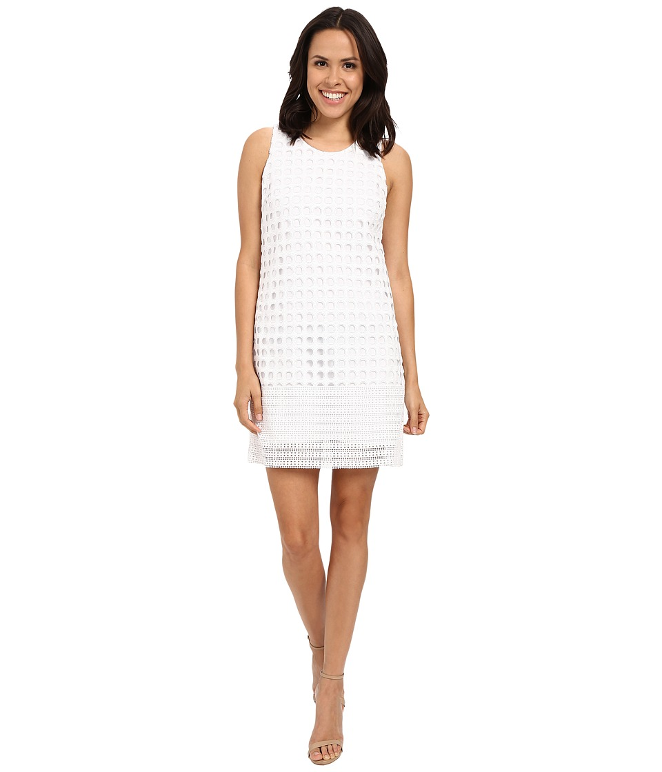 CATHERINE Catherine Malandrino - Bess Dress (White) Women's Dress
