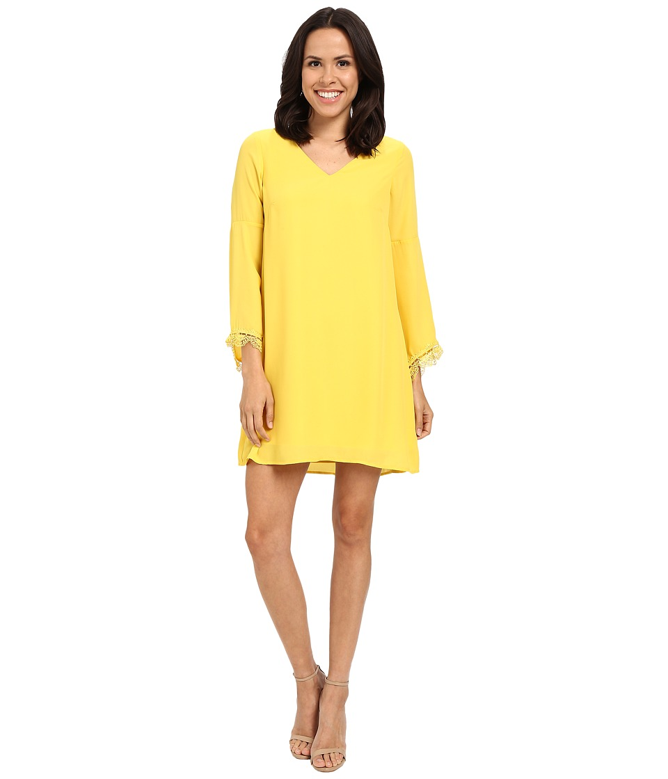 CATHERINE Catherine Malandrino - Babs Dress (Tostone Yellow) Women's Dress