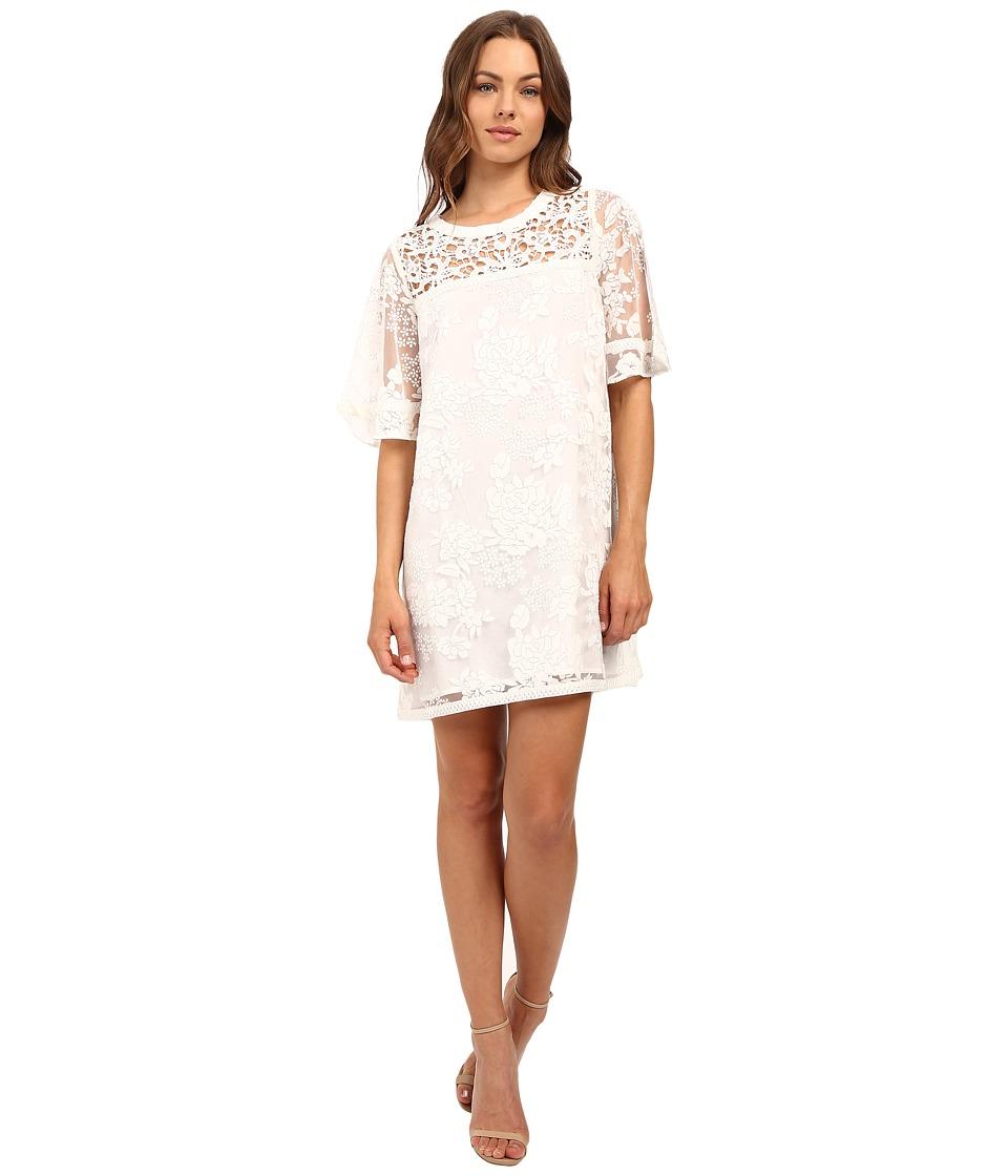 CATHERINE Catherine Malandrino - Mel Dress (Ivory) Women's Dress