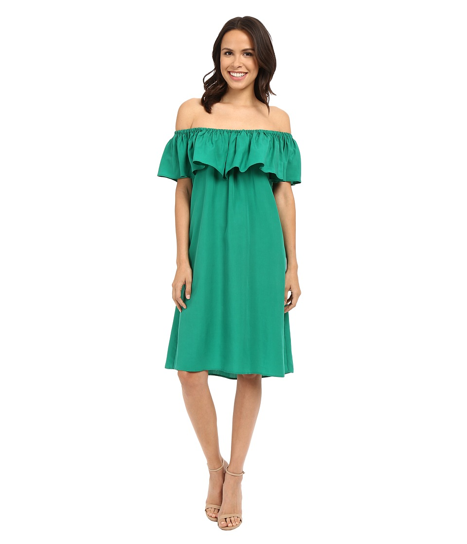 CATHERINE Catherine Malandrino - Candy Dress (Beverly Green) Women's Dress