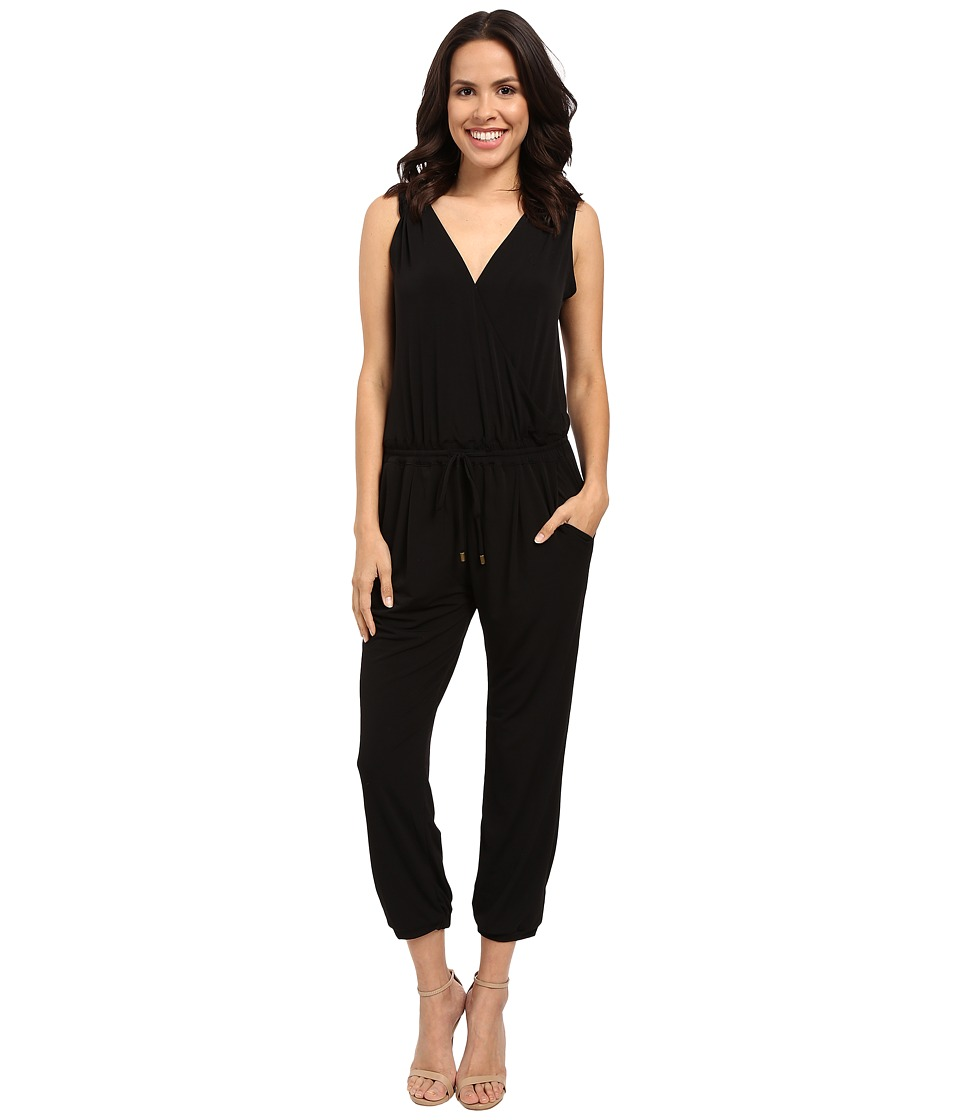 CATHERINE Catherine Malandrino - Laird Jumpsuit (Black) Women's Jumpsuit & Rompers One Piece