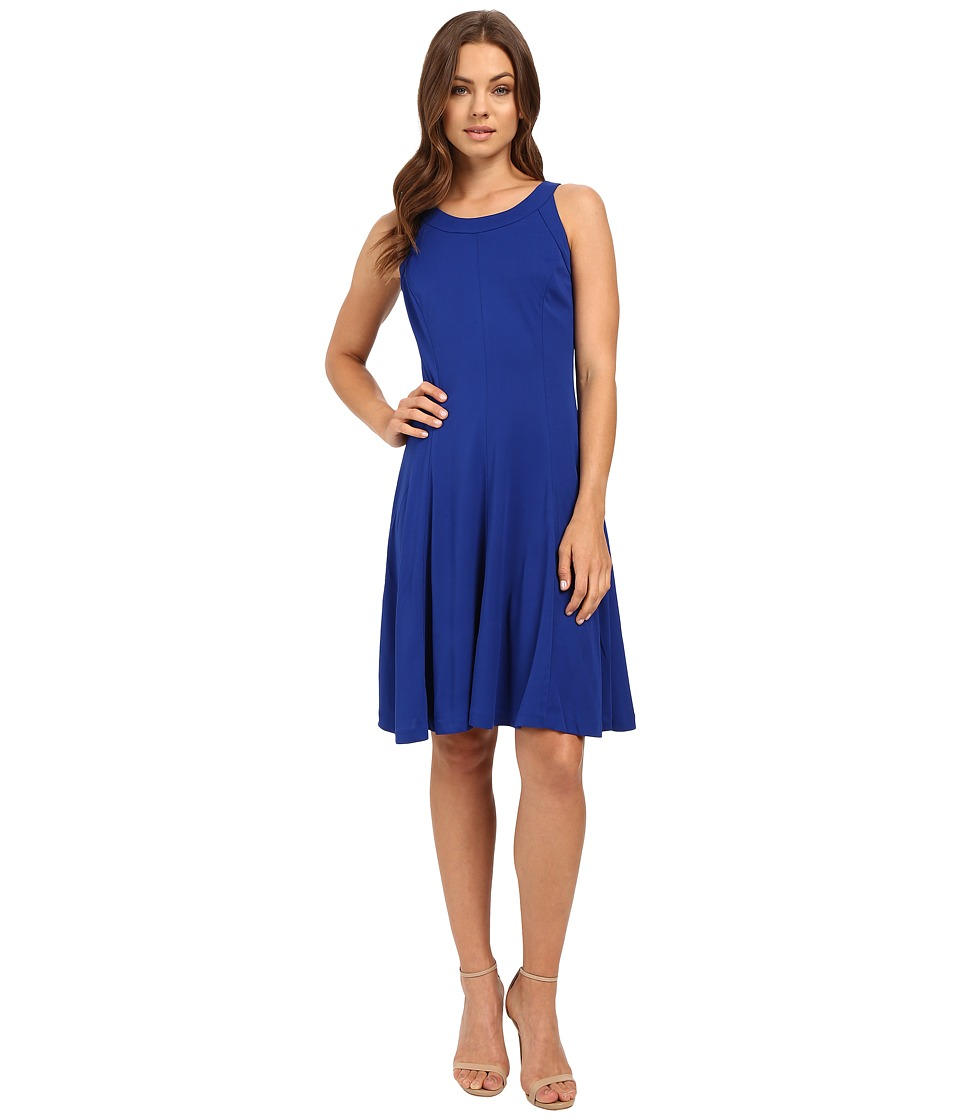 CATHERINE Catherine Malandrino - Kelly Dress (Cobalt) Women's Dress