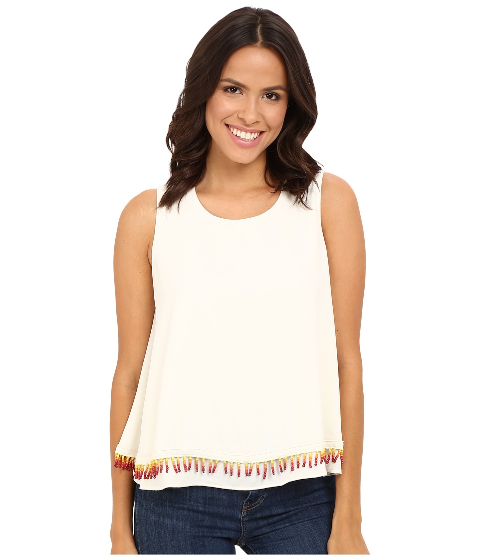 CATHERINE Catherine Malandrino - Axel Top (Lasun White) Women's Clothing