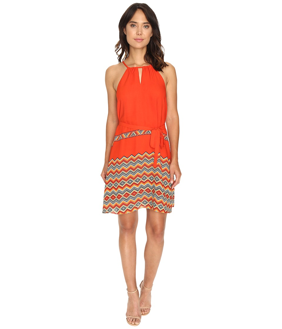 CATHERINE Catherine Malandrino - Abbey Dress (Southwest Stripe) Women's Dress