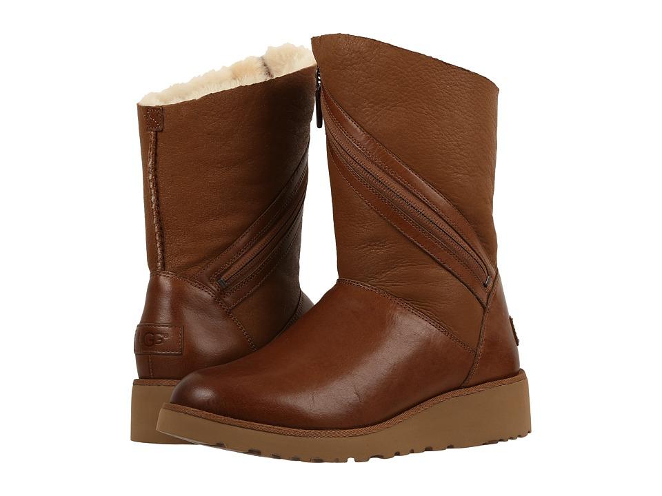UGG - Lorna (Chestnut) Women's Boots