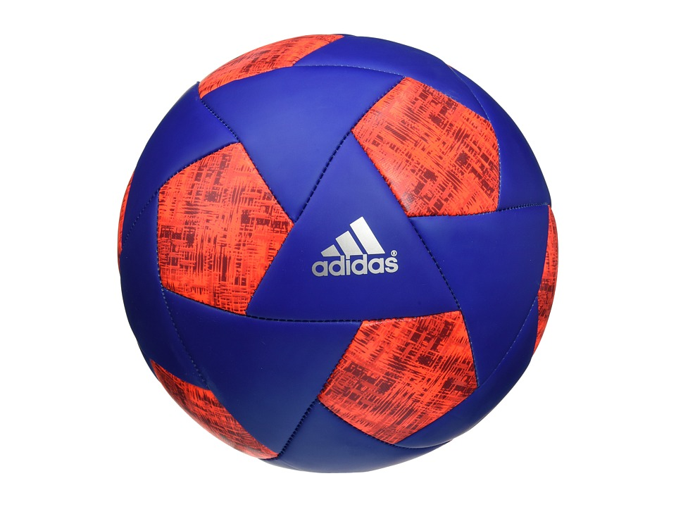 adidas - X Glider (Collegiate Navy/Silver Metallic/Solar Red) Athletic Sports Equipment
