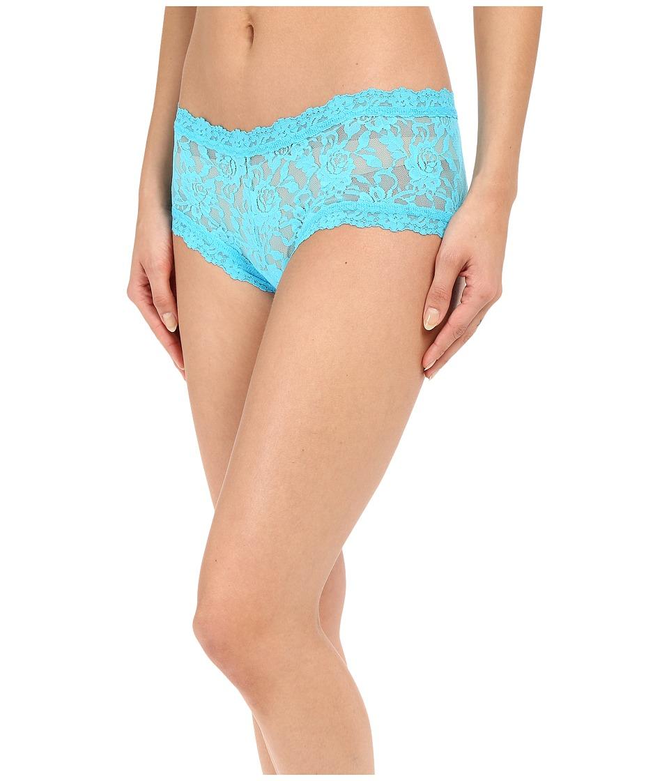 Hanky Panky - Signature Lace Boyshort (Calypso) Women's Underwear
