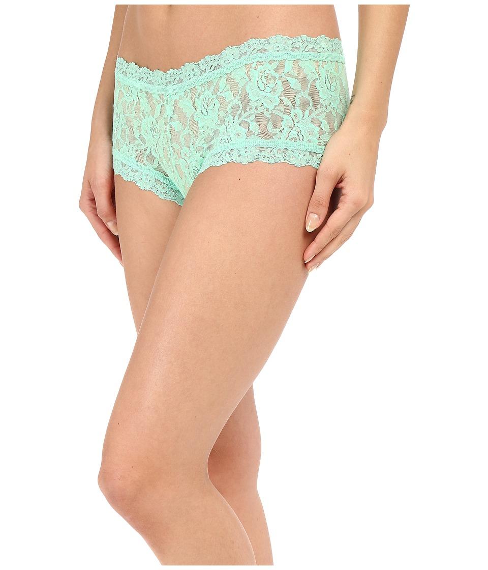 Hanky Panky - Signature Lace Boyshort (Lime Sherbert) Women's Underwear