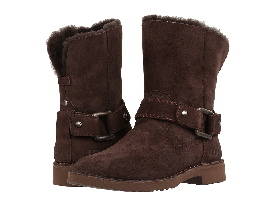UGG - Cedric (Chocolate) Women's Boots