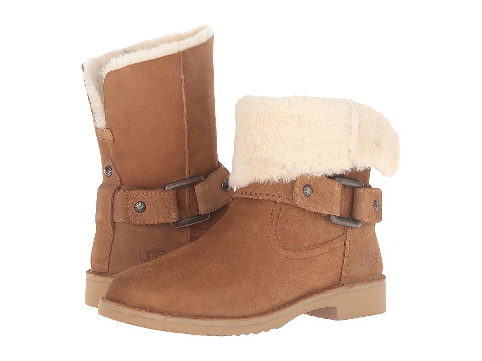UGG - Cedric (Chestnut) Women's Boots