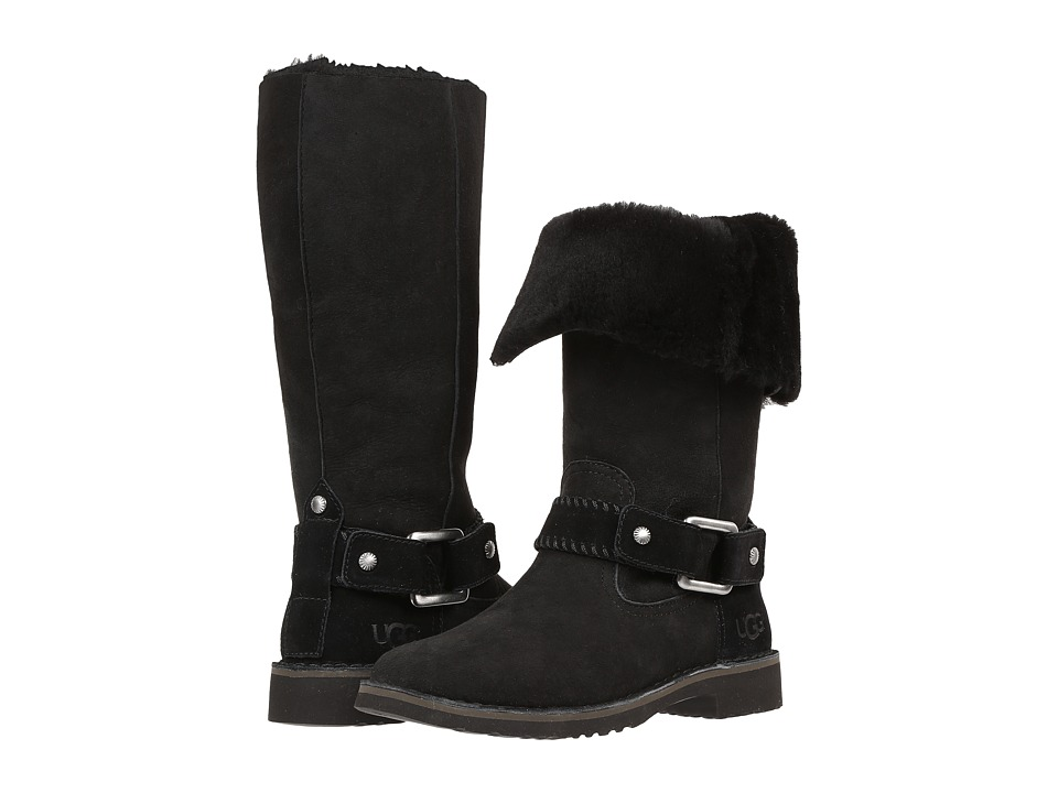 UGG - Braiden (Black) Women's Boots