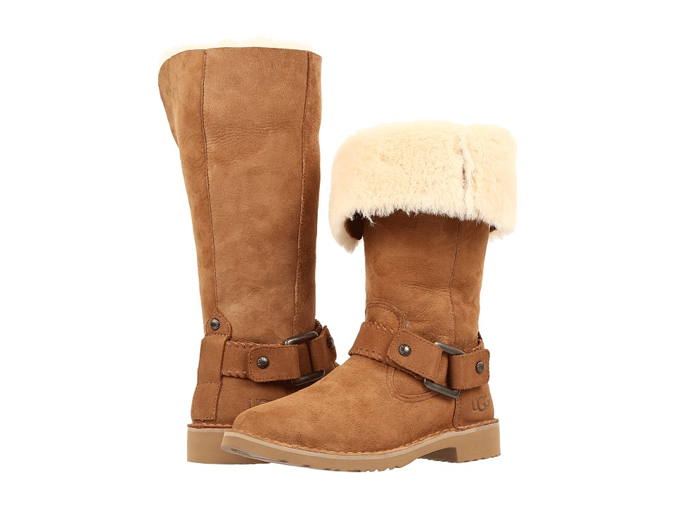 UGG - Braiden (Chestnut) Women's Boots