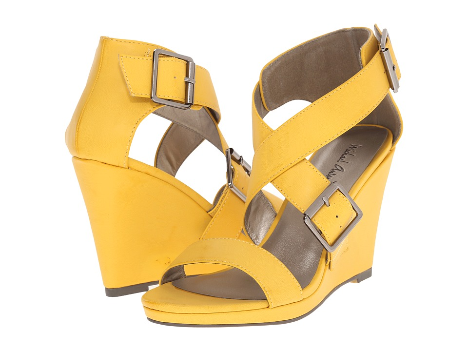 Michael Antonio - Kendrick (Yellow) Women's Shoes