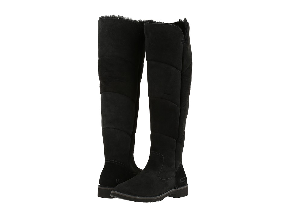 UGG - Sibley (Black) Women's Boots