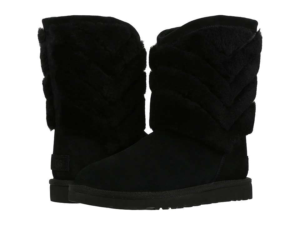 UGG - Tania (Black) Women's Boots