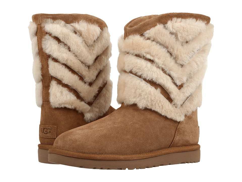 UGG - Tania (Chestnut) Women's Boots