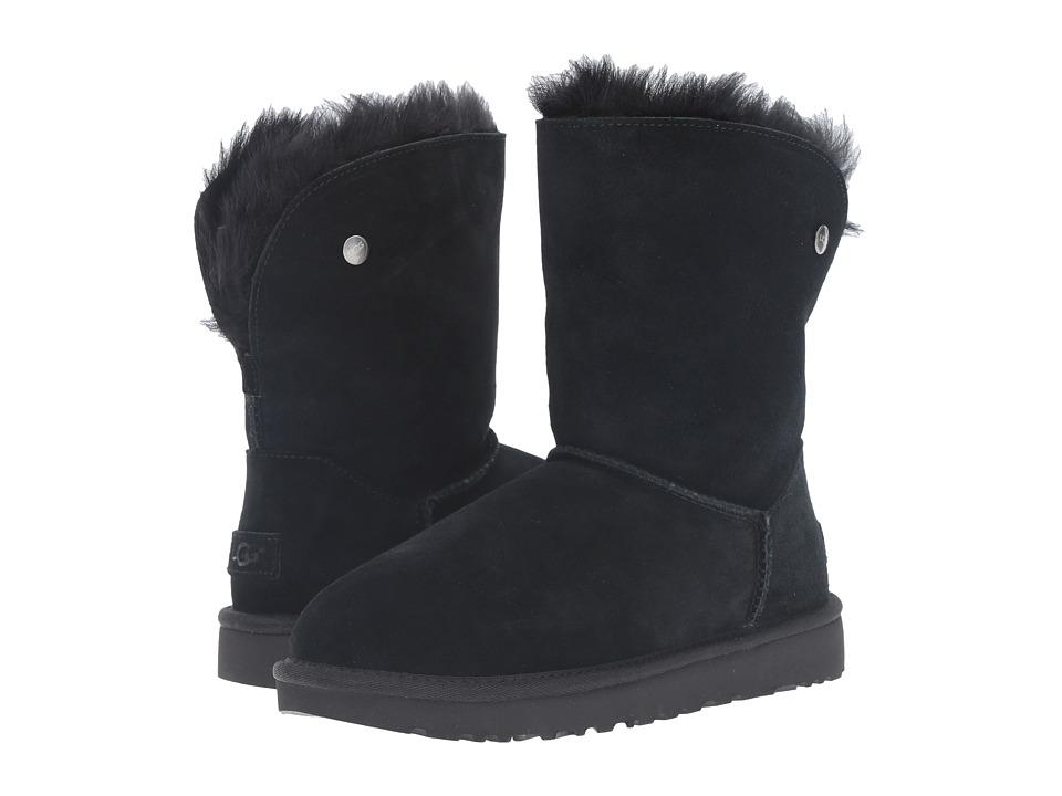 UGG - Valentina (Black) Women's Boots