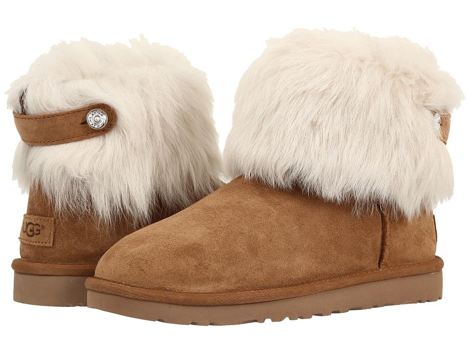 UGG - Valentina (Chestnut) Women's Boots