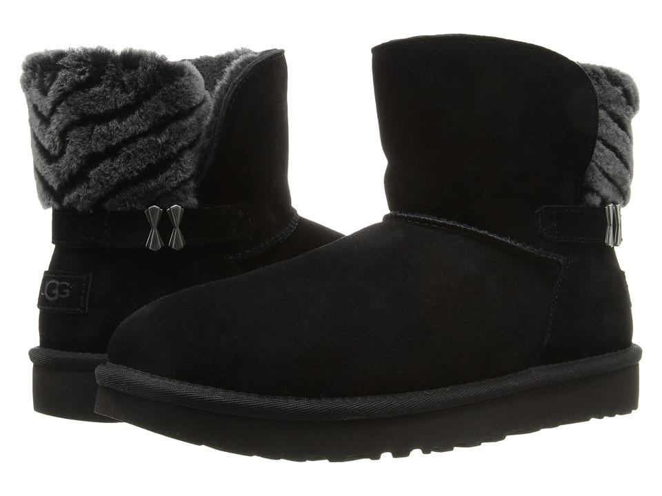 UGG - Adria (Black) Women's Boots