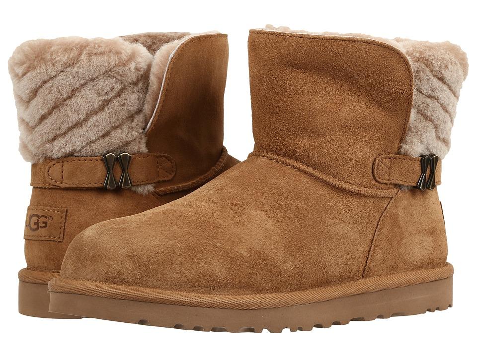 UGG - Adria (Chestnut) Women's Boots