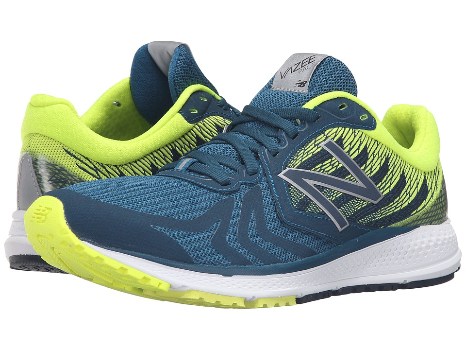 New Balance - Vazee Pace (Green/Yellow) Men's Running Shoes