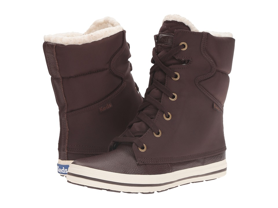 Keds - Patrol (Espresso) Women's Lace-up Boots