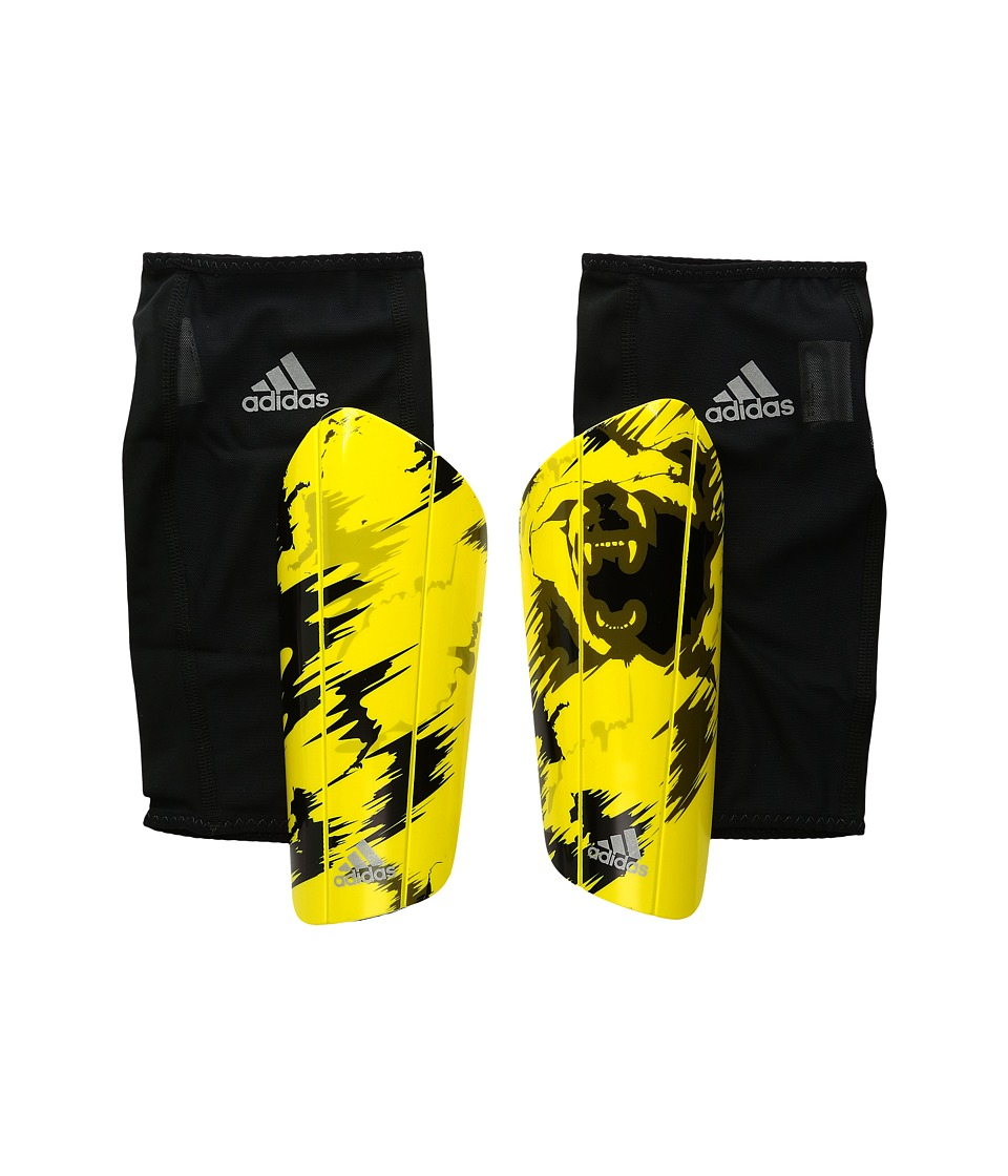 adidas - Ghost Graphic (Yellow/Pantone/Black) Athletic Sports Equipment