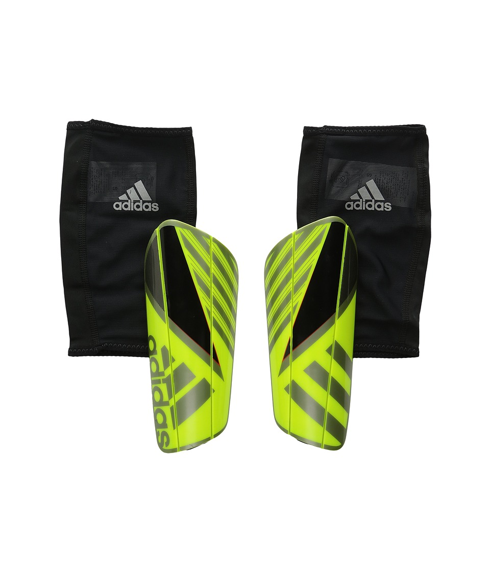 adidas - Ghost Pro (Solar Yellow/Black/Iron Metallic) Athletic Sports Equipment