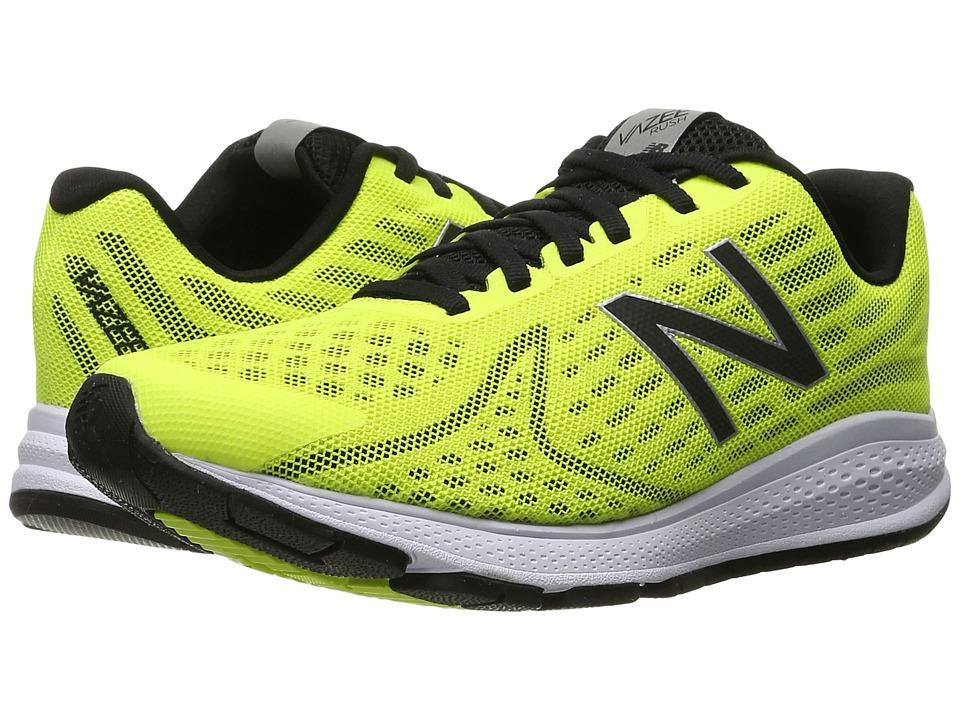 New Balance - Vazee Rush v2 (Grey/Yellow) Men's Running Shoes