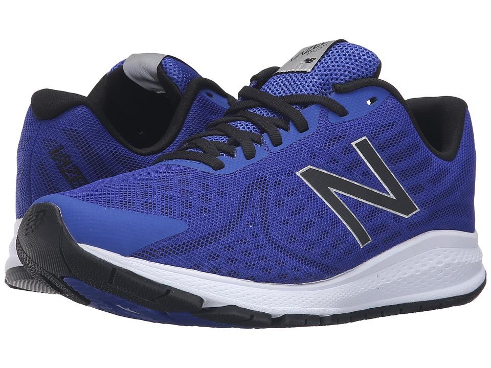 New Balance - Vazee Rush v2 (Blue/Black) Men's Running Shoes