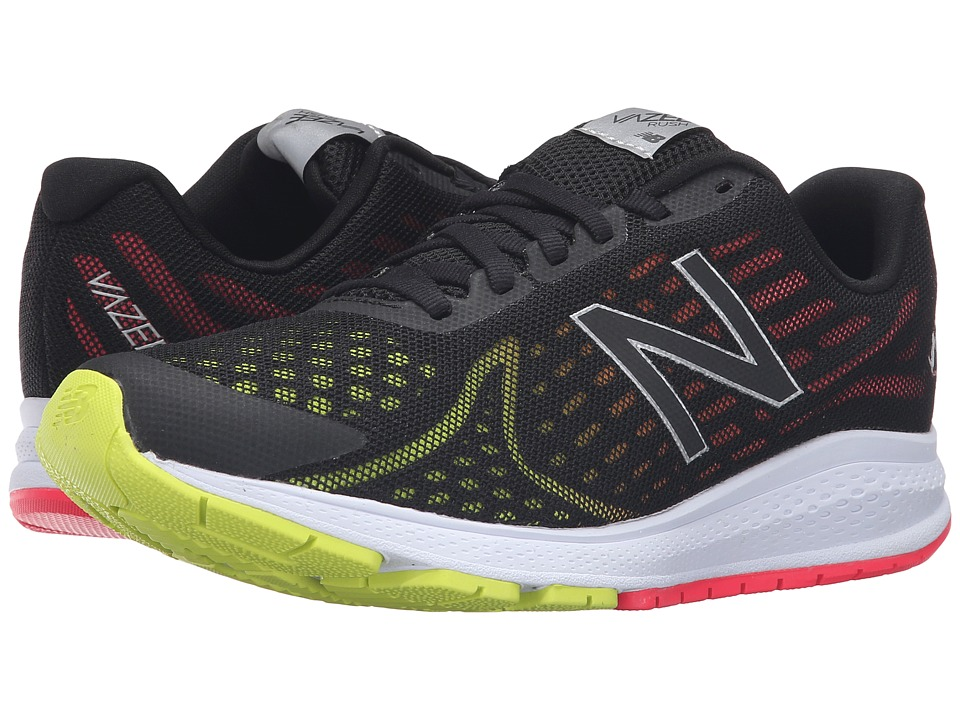 New Balance - Vazee Rush v2 (Black/Pink) Men's Running Shoes