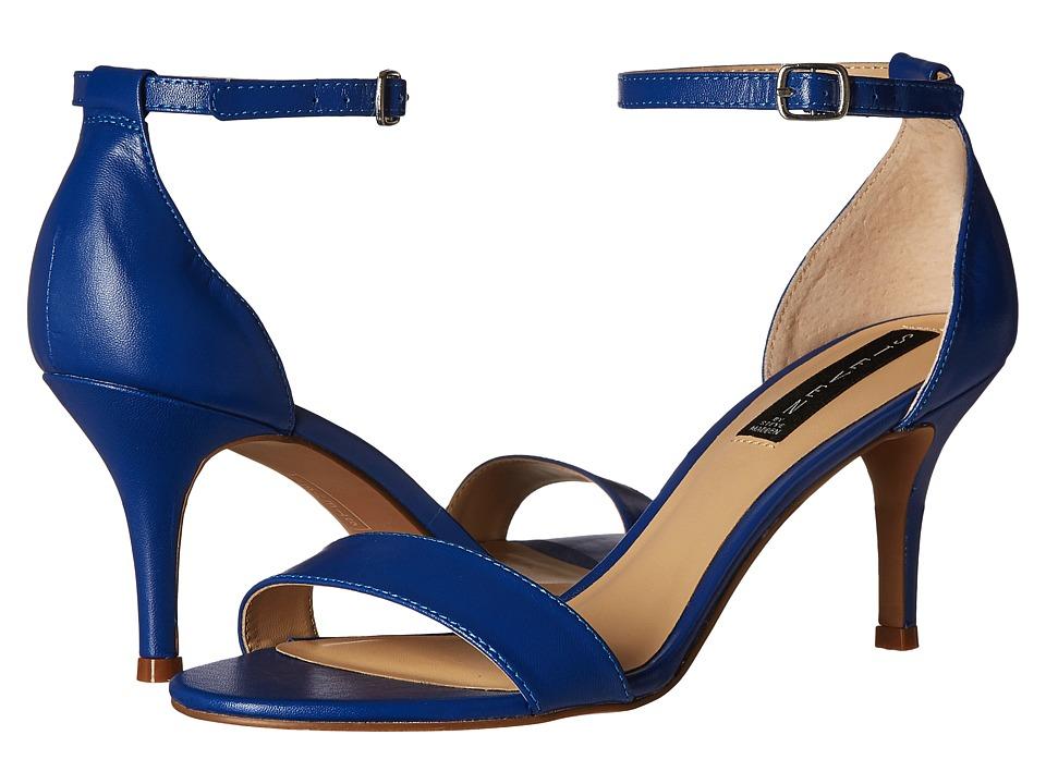 Steven - Viienna (Blue Leather) High Heels