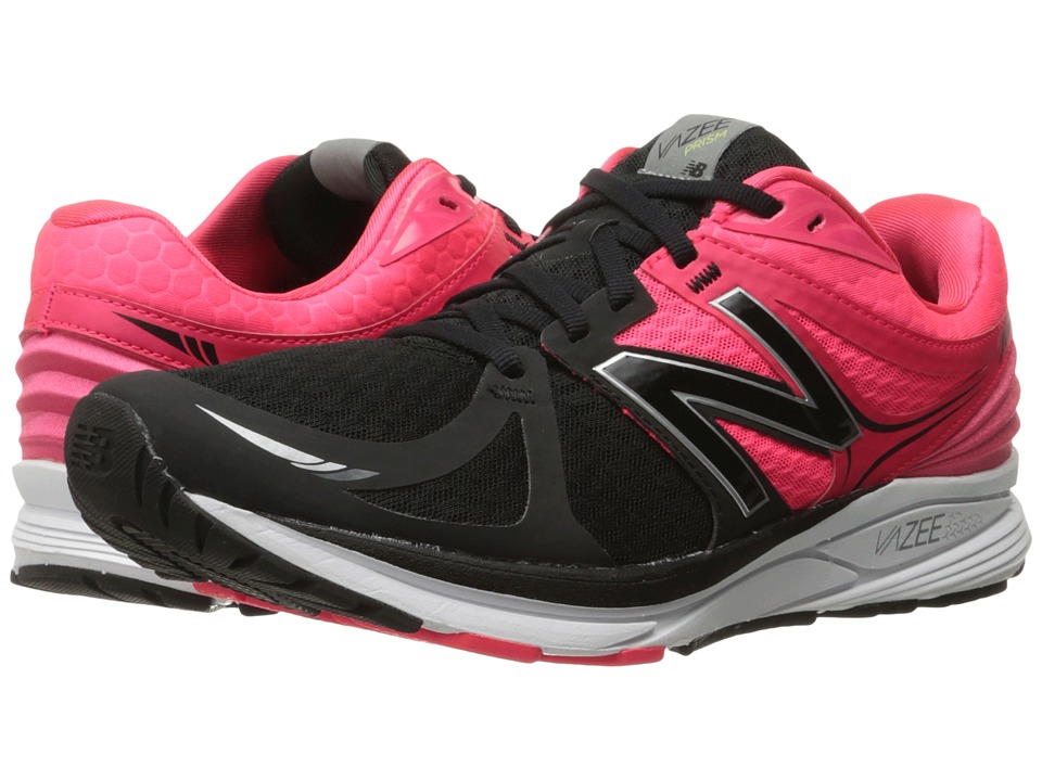 New Balance - Vazee Prism (Black/Pink) Men's Running Shoes
