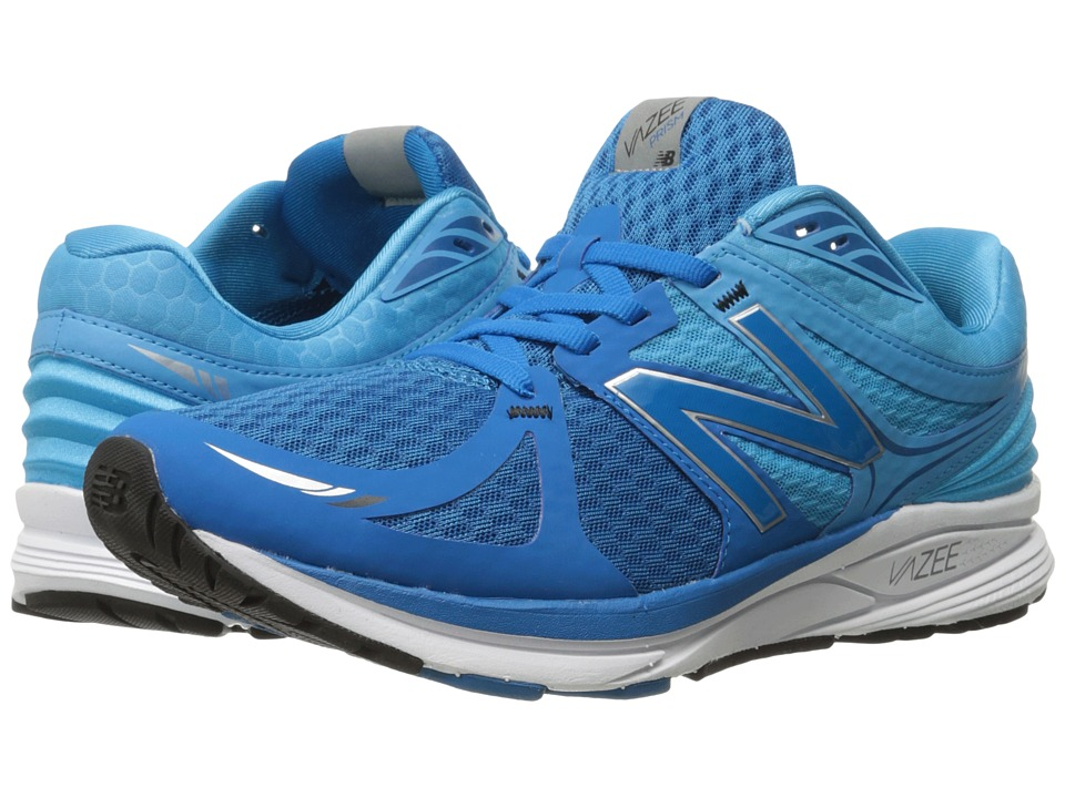 New Balance - Vazee Prism (Blue/Yellow) Men's Running Shoes