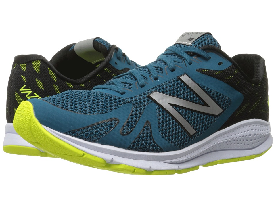 New Balance - Vazee Urge v1 (Teal/Black) Men's Running Shoes