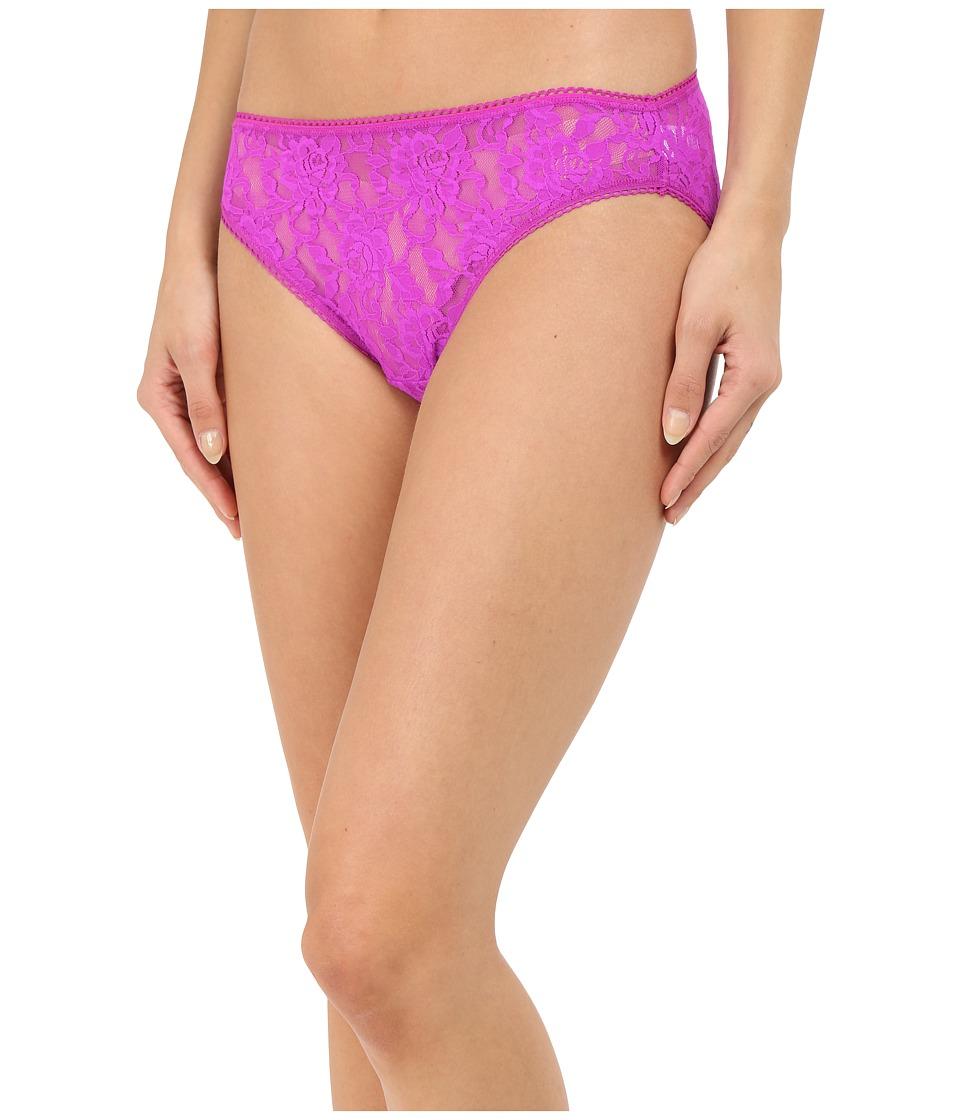 Hanky Panky - Signature Lace Bikini (Wild Orchid) Women's Underwear