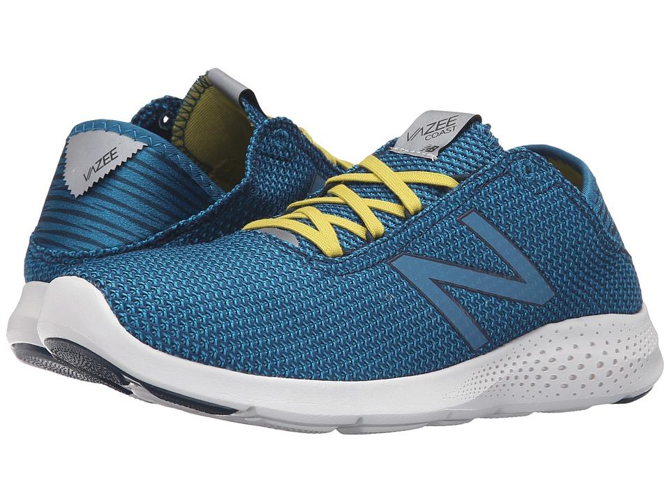 New Balance - Vazee Coast v2 (Teal/White) Men's Running Shoes