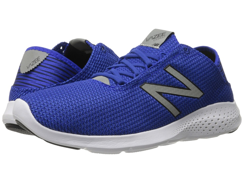New Balance - Vazee Coast v2 (Blue/White) Men's Running Shoes