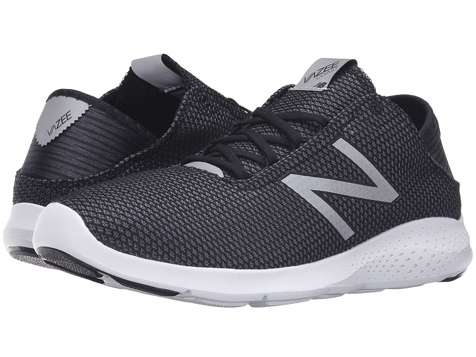 New Balance - Vazee Coast v2 (Black/White) Men's Running Shoes