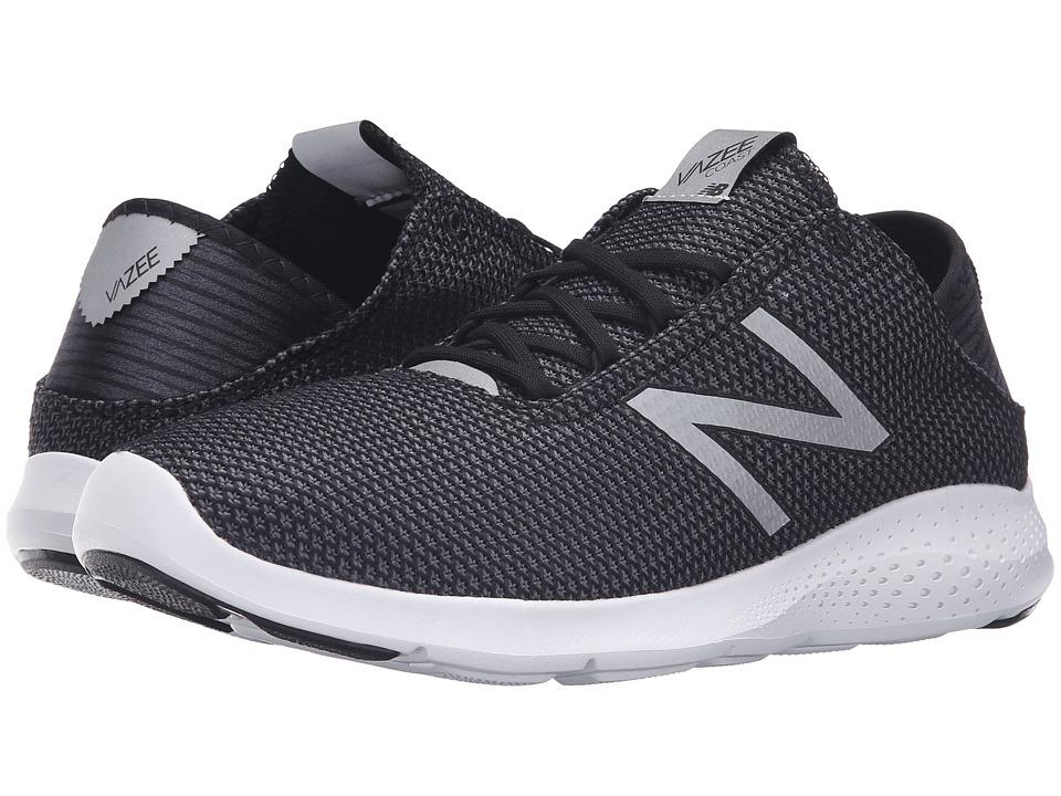 New Balance - Vazee Coast v2 (Black/White) Men's Running Shoes