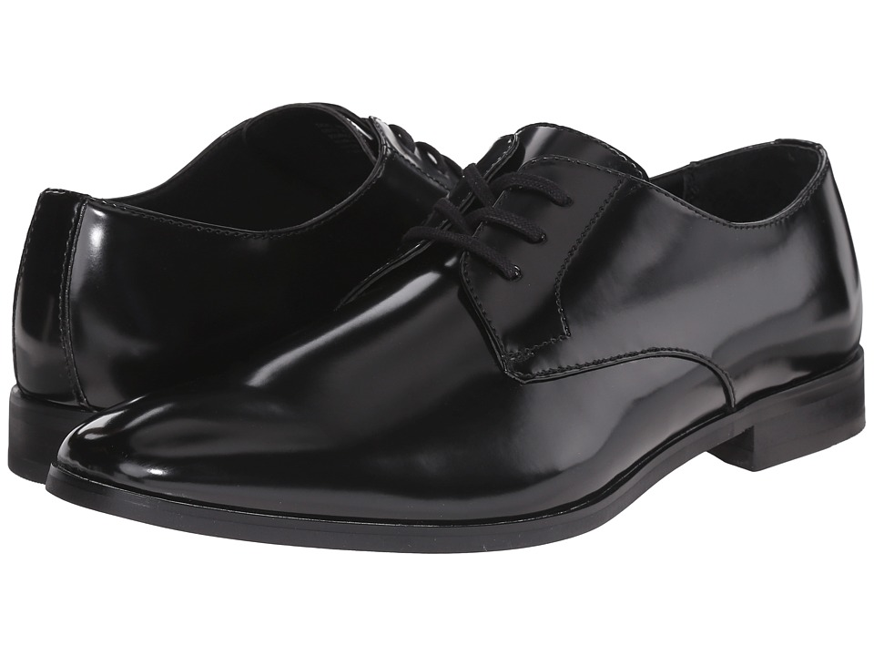 Calvin Klein - Taye (Black Box Smooth) Men's Shoes