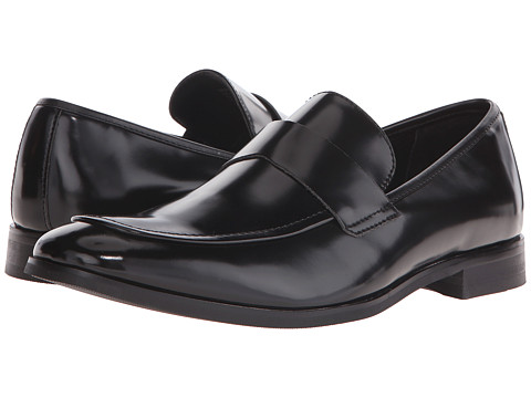 Calvin Klein - Truman (Black Box Smooth) Men's Shoes