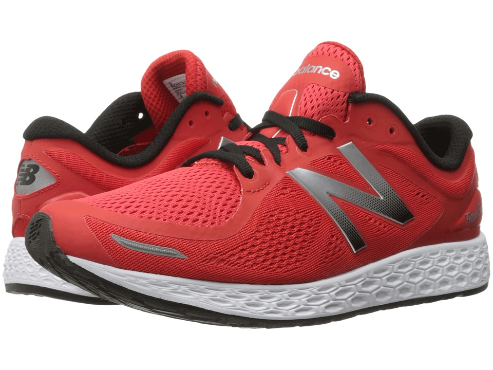 New Balance - Zante v2 (Red/Black) Men's Running Shoes