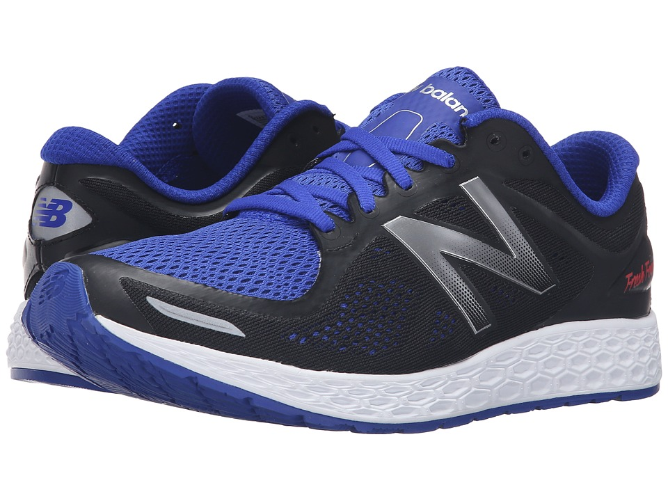 New Balance - Zante v2 (Blue/Black) Men's Running Shoes