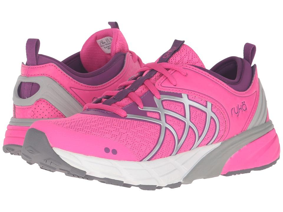 Ryka - Nalu (Athena Pink/Phlox/Chrome Silver) Women's Shoes