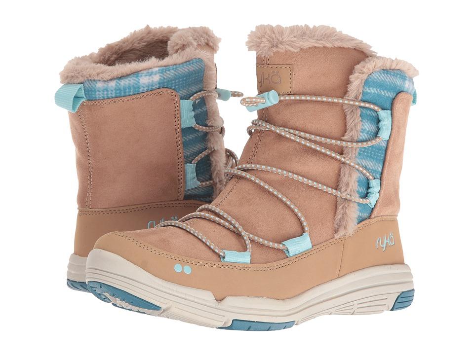 Ryka - Aubonne (Caravan Sand/Eggshell Blue/Strom Blue) Women's Shoes