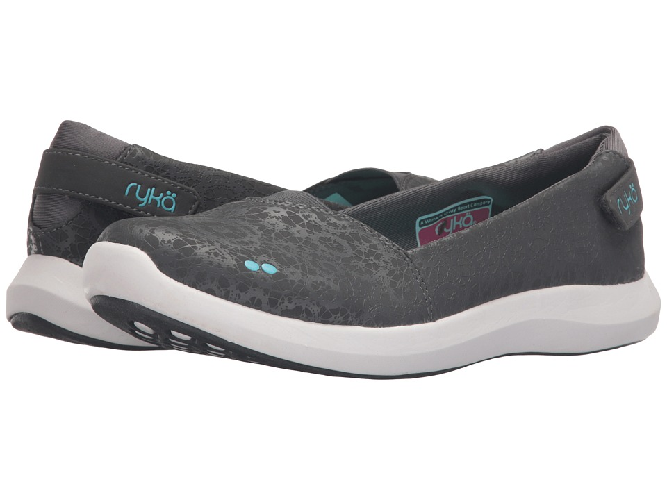 Ryka - Amaze (Iron Grey/Winter Blue/White) Women's Shoes