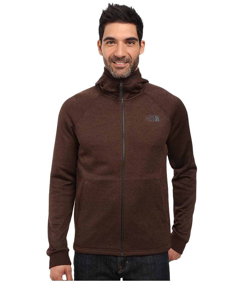 The North Face - Norris Point Hoodie (Coffee Bean Brown Heather) Men's Sweatshirt
