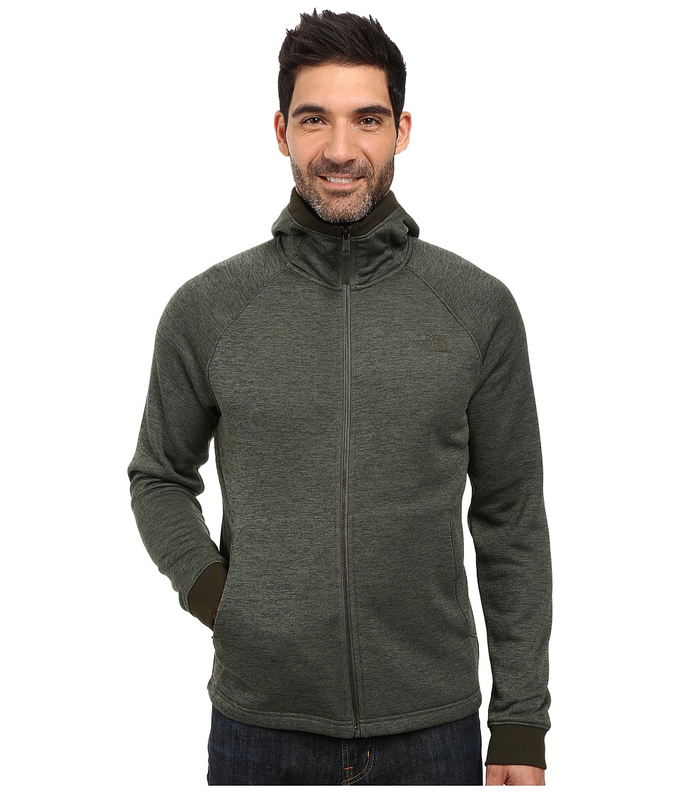 The North Face - Norris Point Hoodie (Climbing Ivy Green Heather) Men's Sweatshirt